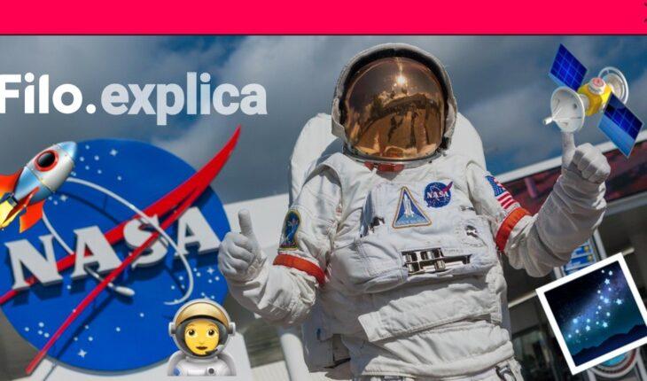 Filo.explica   Los secretos de la NASA