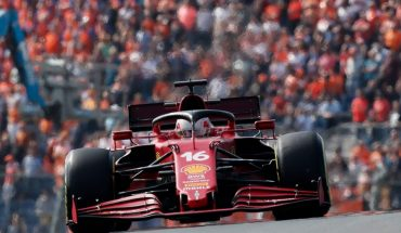 Formula 1: Ferrari sorprende en Países Bajos y dominó los tiempos en Zandvoort