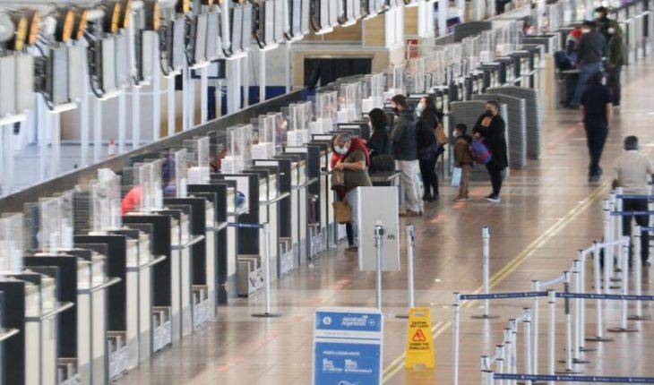 Fronteras se abrirán a partir de octubre para el ingreso de extranjeros no residentes