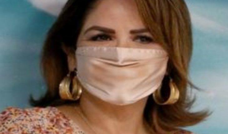 Gabriela Peña dará informe de actividades del DIF Mazatlán