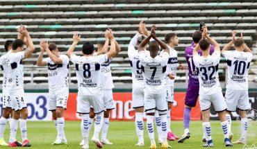 Gimnasia 3 - Aldosivi 1, los de La Plata se quedaron con los 3 puntos