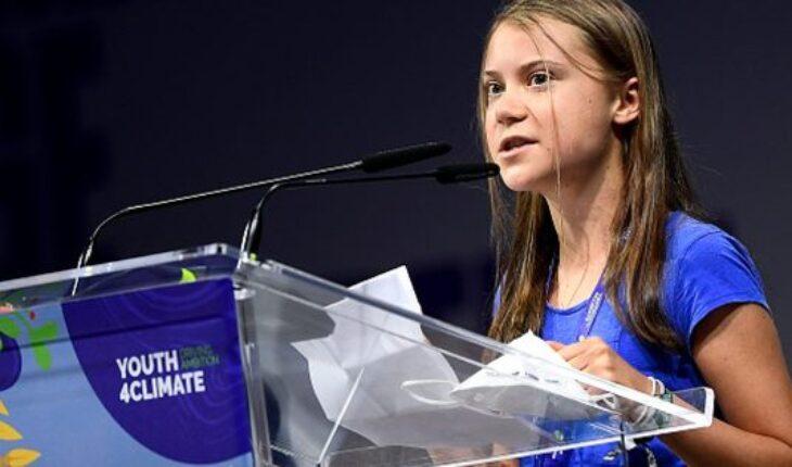 Greta Thunberg vuelve a ser viral con un poderoso discurso — Rock&Pop
