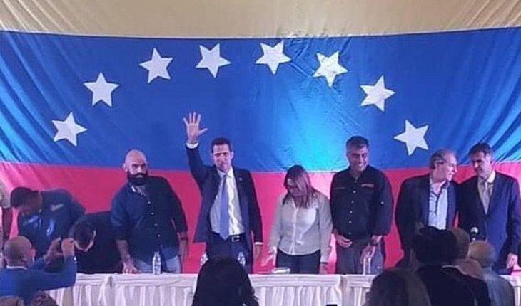 Guaidó y referentes de la oposición venezolana llamaron a frenar la xenofobia y buscar alternativas a la expulsión de refugiados
