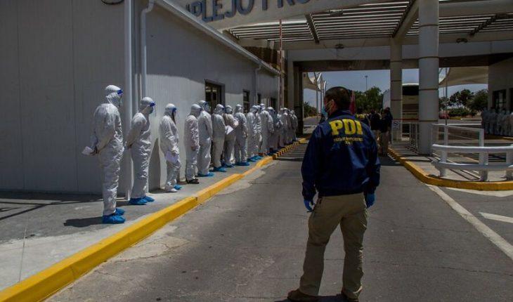 """Interior anunció que retomará procesos de expulsión de migrantes: """"Siguen y se vienen pronto"""""""