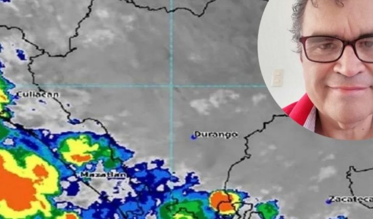 Juan Espinosa Luna no hará pronósticos meteorológicos en Sinaloa