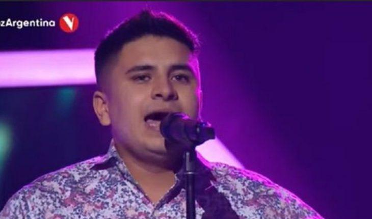 La Voz Argentina: Ganó Francisco del team de La Sole