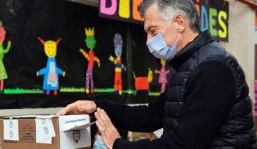 La fiscalía electoral investigará la urna en la que votó Mauricio Macri