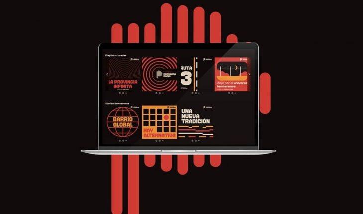 Lanzan plataforma musical digital con catálogo de más de 2.200 artistas bonaerenses