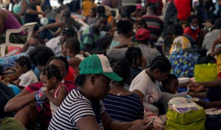 Los migrantes haitianos recobran la esperanza en México
