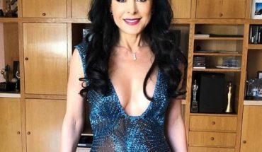 Los vestidos de Lourdes Munguía más coquetos y sensuales