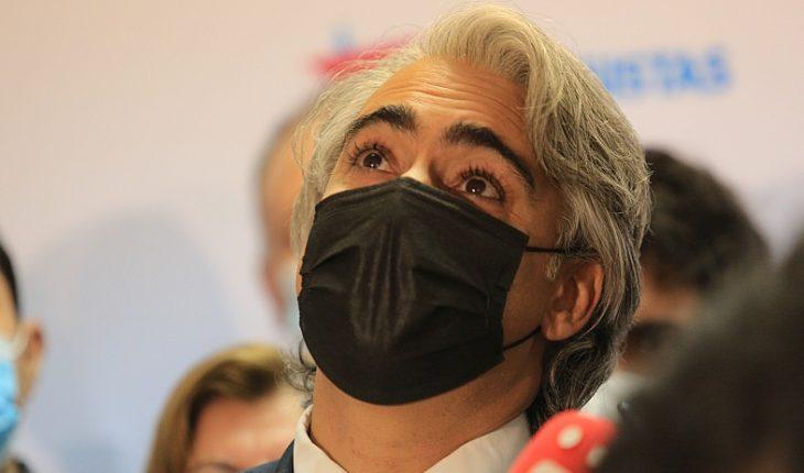 Marco Enríquez-Ominami no descartó acudir a tribunales internacionales