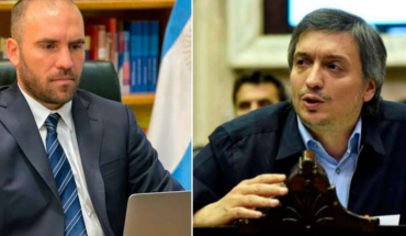 Máximo Kirchner criticó a Martín Guzmán por los recortes presupuestarios