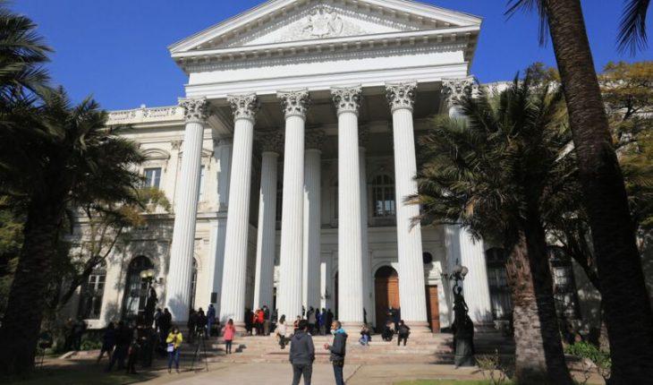 Mesa de la Convención realiza análisis jurídicos para evaluar mecanismos de reemplazo de Rojas Vade