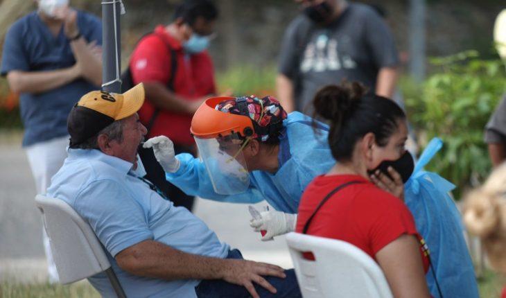 México suma 12 mil 521 casos de COVID; Salud confirma 272 mil muertes