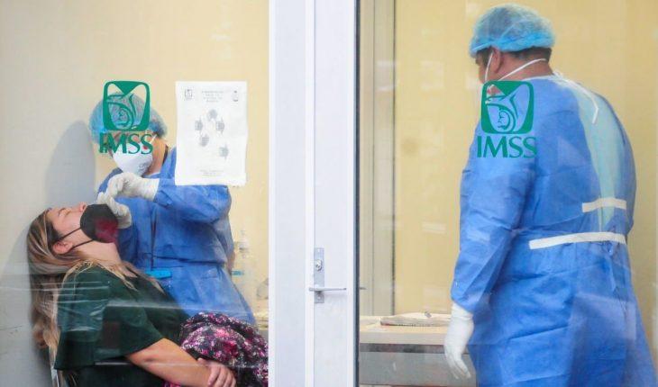 México suma 13 mil casos COVID; han aplicado 93.5 millones de vacunas