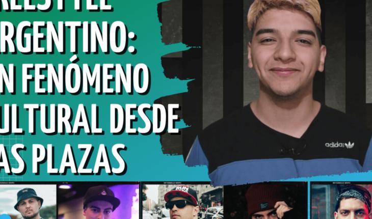 Mirá el documental Freestyle argentino: un fenómeno cultural desde las plazas