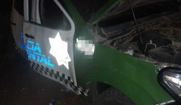 Muere tránsito de Angostura, Sinaloa, en volcadura