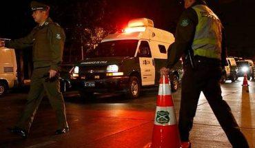 Municipio de Recoleta solicitó más policías en barrio Bellavista para controlar hechos delictivos