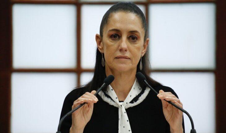 No es influyentismo, dice Sheinbaum sobre beca de su hija en Conacyt