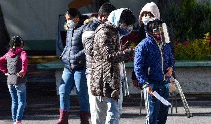 OPS advierte de aumento de casos de COVID en menores de América