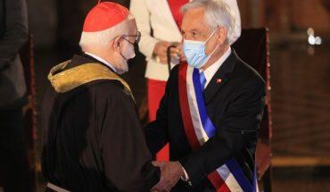 """Piñera tras Te Deum y críticas al matrimonio igualitario: """"La Ley tiene que proteger a todas las familias"""""""