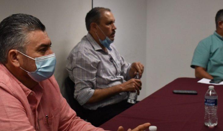 Programan cierre de cruces viales en Gabriel Leyva en Mazatlán