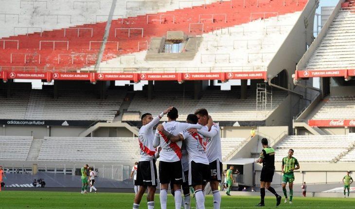 Reunión de los clubes de la Liga Profesional por la vuelta del público