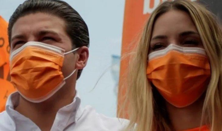 Revoca TEPJF multa a MC y Samuel García por apoyo de esposa