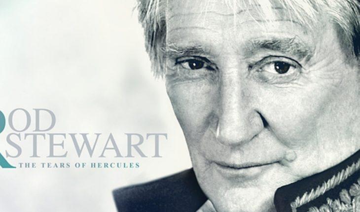 """Rod Stewart anuncia su 31° álbum de estudio, """"The Teaers of Hercules"""""""
