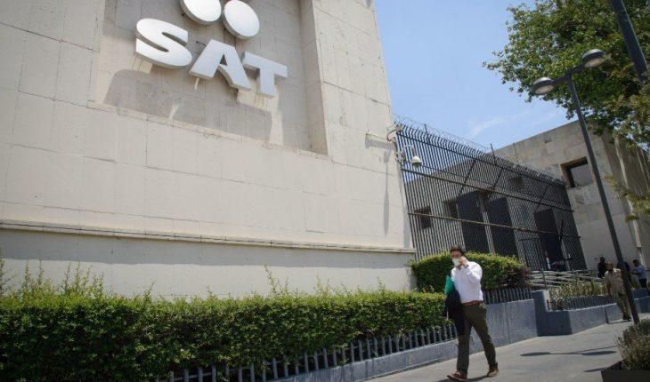 SAT cancela cuentas de mil 22 fedatarios públicos