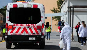 Salud suma más de 15 mil casos nuevos de COVID y 647 muertes más