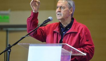 "Schiaretti, gobernador de Córdoba: ""el resultado supera las expectativas"""
