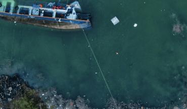 Se hunde barco en río de China y deja al menos 10 muertos