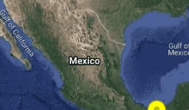 Se registra sismo de 4.6 al noroeste Mapastepec en Chiapas