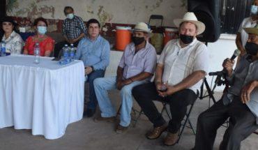 Se reúne el sector agropecuario de San Ignacio, Sinaloa
