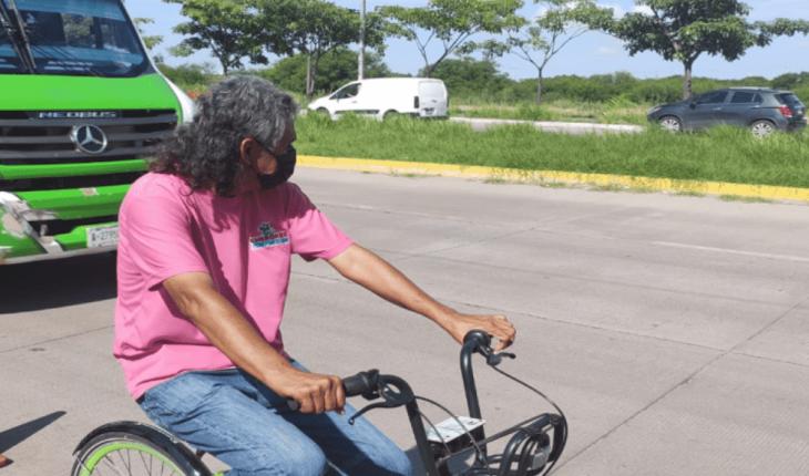 Sedesu busca concientizar sobre el ciclismo a automovilistas