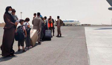 Seis diputadas afganas son acogidas en Grecia hasta su reubicación a EE.UU.