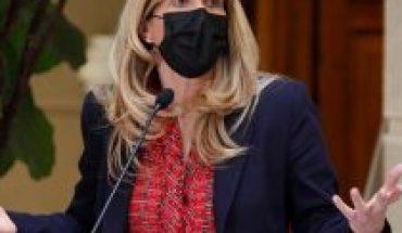 Senadora Rincón por Ley Corta de pensiones: «Es poco audaz (…) Debió haber incluido otros temas»