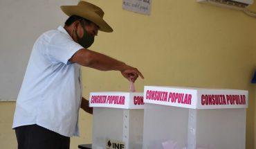 Sí por México pide no participar en revocación de mandato