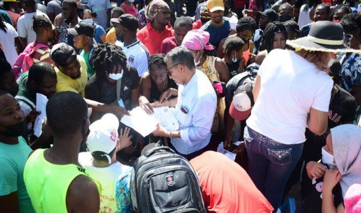 Tapachula, la ciudad 'cárcel' para migrantes que quieren viajar a EU