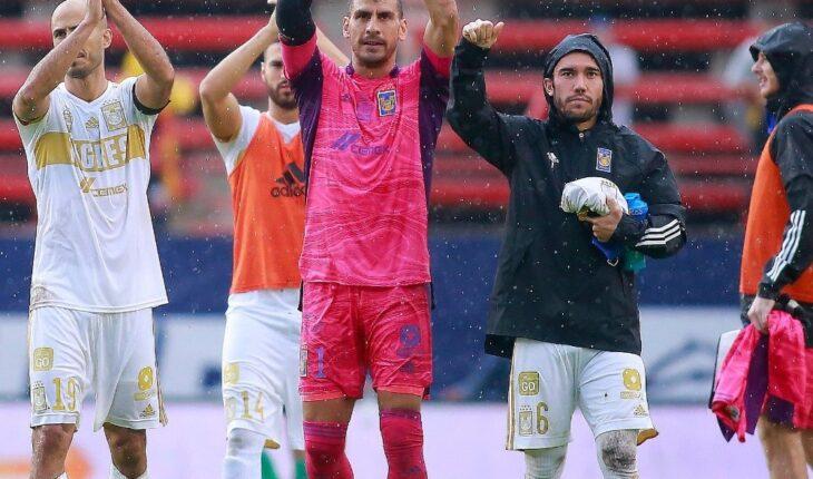 Tigres gana de visita ante Atlético San Luis en la fecha 11