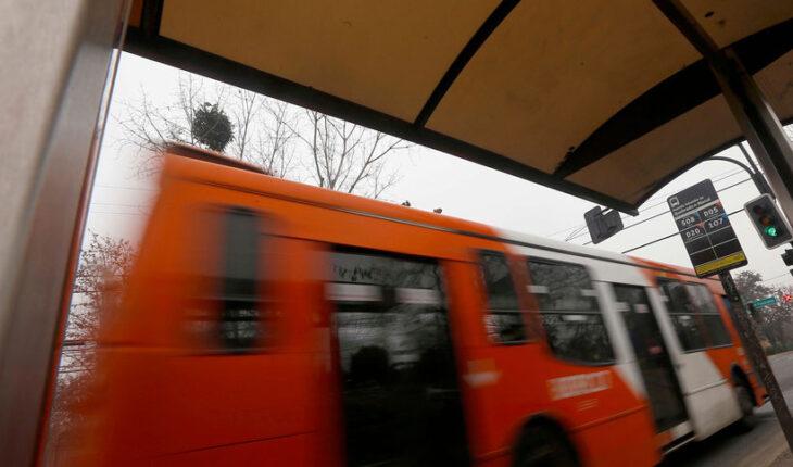 Transporte público metropolitano informó de servicios nocturnos tras fin del toque de queda