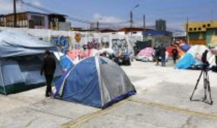 Tras días de indefiniciones, La Moneda anuncia nuevas medidas ante aguda crisis migratoria en el norte del país