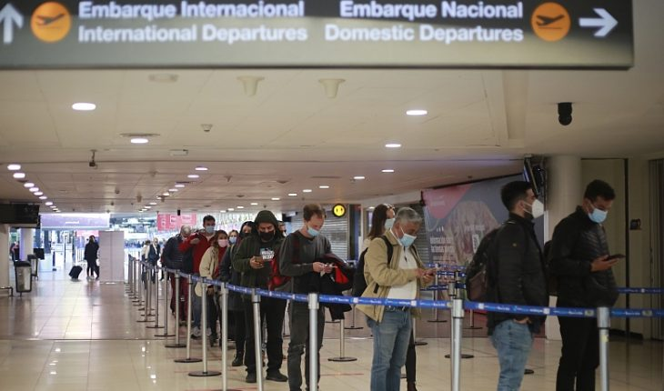 UE incluye a Chile en lista de países a los que permite viajar sin restricciones