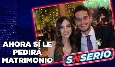 ¡Adrián volverá a dar el anillo! | SNSerio