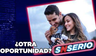 ¿Adrián y Karina se dan otra oportunidad? | SNSerio
