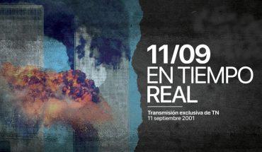 11-S EN TIEMPO REAL   Así fue la transmisión de TN a 20 años del atentado a las Torres Gemelas