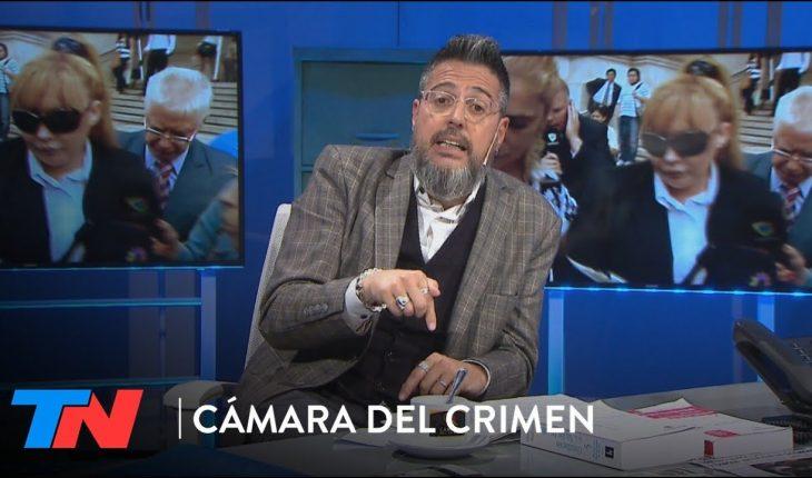 CÁMARA DEL CRIMEN (Programa completo del 18/09/2021)