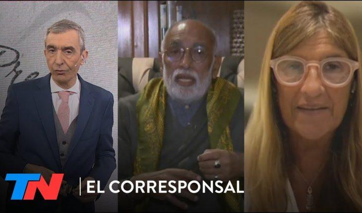 EL CORRESPONSAL (Programa completo 18/09/2021)