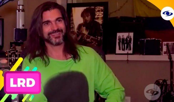 La Red: Paisa por siempre: Juanes abre su corazón y habla de sus orígenes en Colombia - Caracol Tv